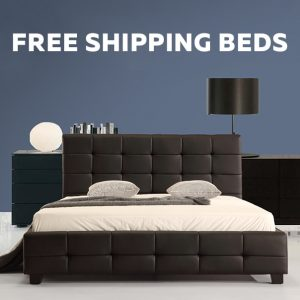 Free Shipping Beds