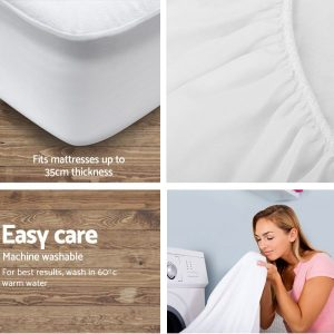 Double Mattress Protector
