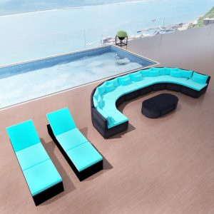 13x Outdoor Lounge