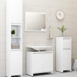 3X Bathroom Furniture Set