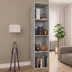 4 Tier Bookshelf