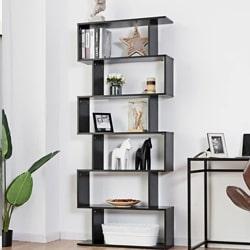 6 Tier Bookshelf