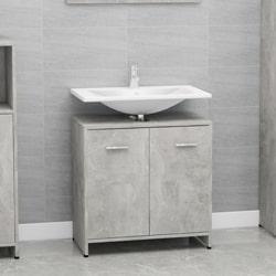 Chipboard Bathroom Cabinet