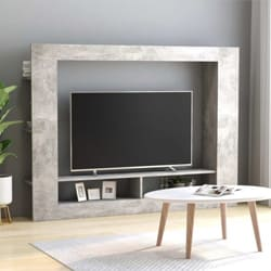 Mounted tv cabinet